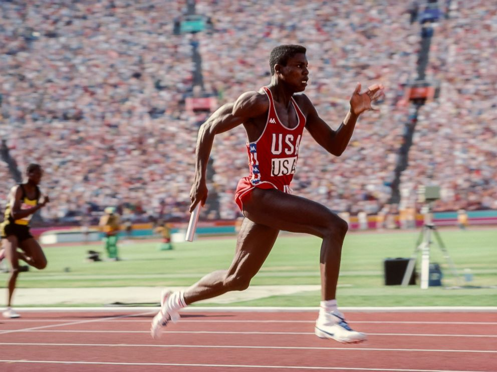 Ben Johnson Sprinter Sports Illustrated